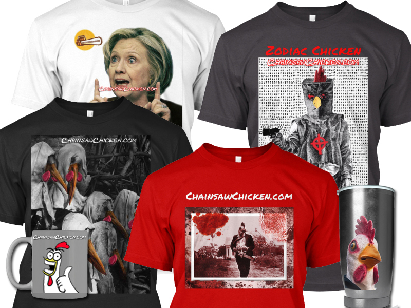 Chainsaw T-Shirts and Products