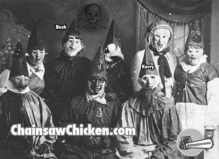 Skull and Chicken Bones