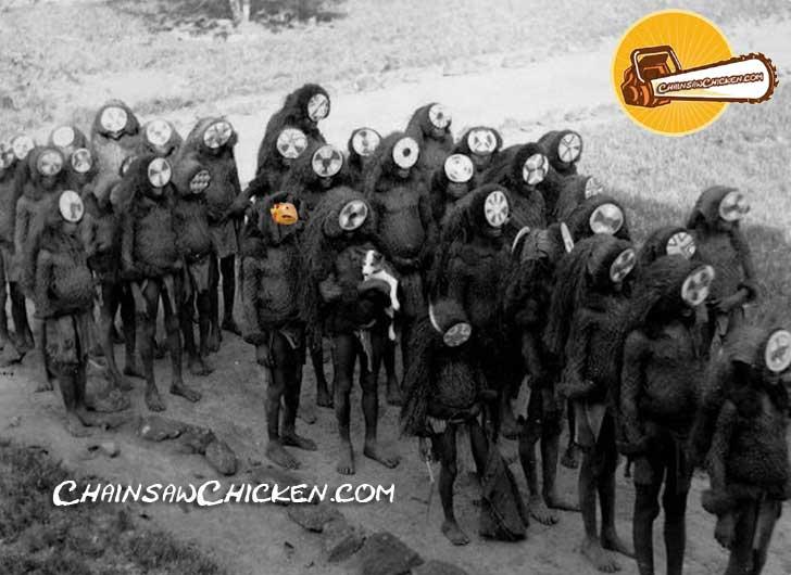 Black Moon Cult on Parade
