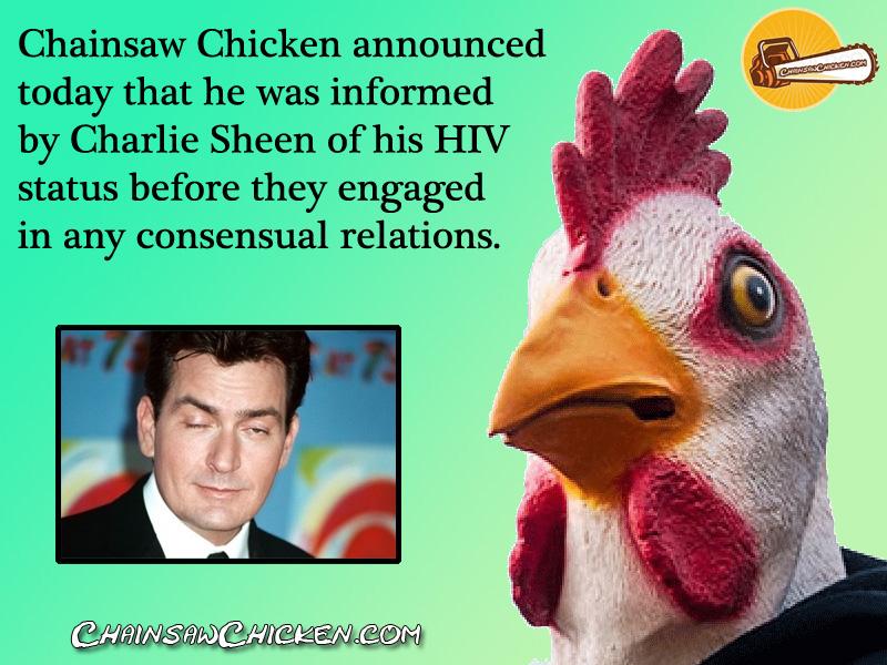 Sheen Announcement