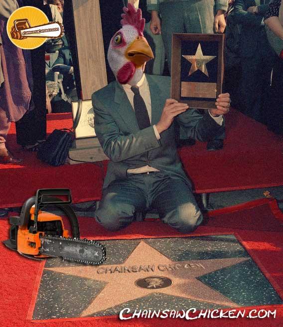 CC Gets his Star!