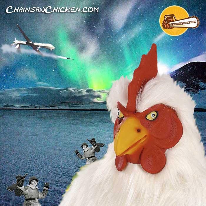 Cosmic Chicken Attacks