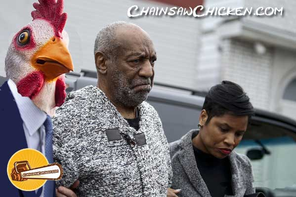 Bill Cosby Arrives in Court