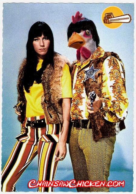 Before Sonny & Cher…