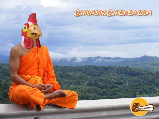 Do Buddhist Eat Chicken?