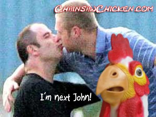 Breaking News on John!