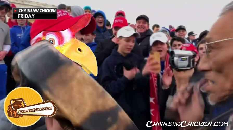 Make Chickens Great Again