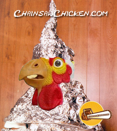 All Foiled up