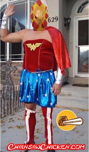 My Secret Hero