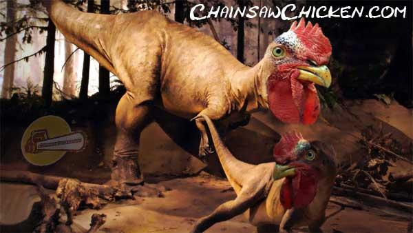 Creation of Dinochick