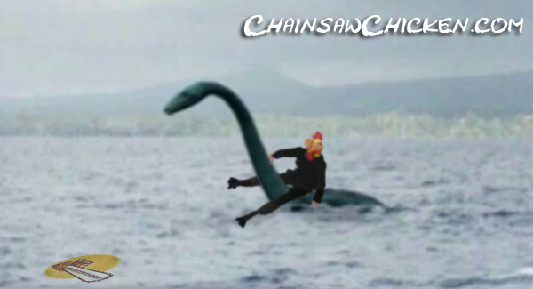 Nessy alive and well