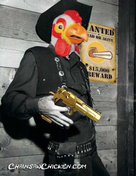 Have Gun Will Cluck