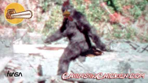 Bigfoot Drumsticks