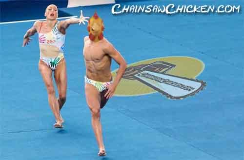 Woke Olympic Event