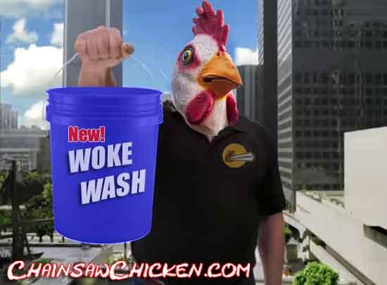 """New """"Woke Wash"""""""